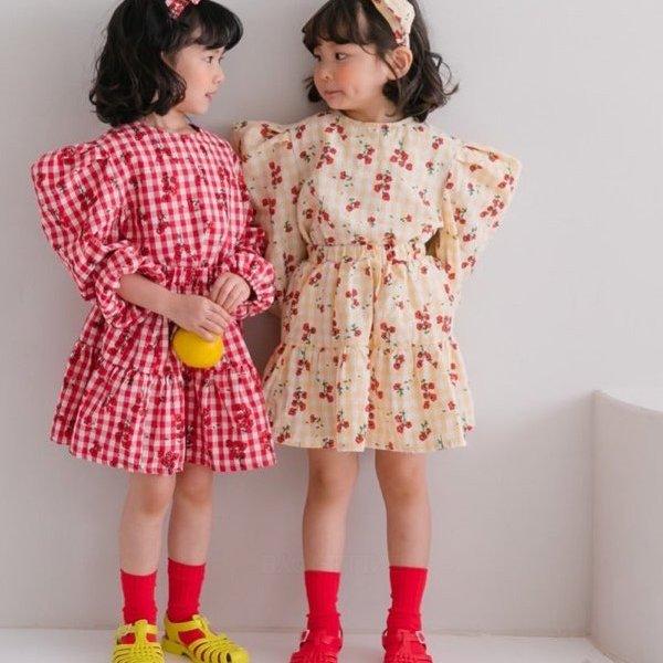 라고KC 엣지블라우스*XS~XXL*[아기/여아/5살/6살/빨간색블라우스/봄옷/북유럽풍아기옷/조카선물/봄신상]