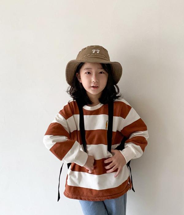 더라라라 보이단가라맨투맨(모델)