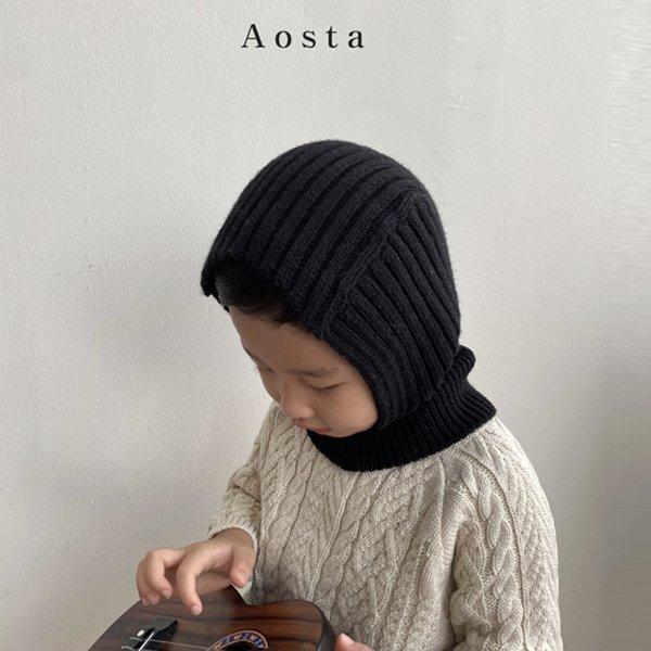 아오스타KC 니트바라클라바(겨울)*FREE(BABY~5Y)*