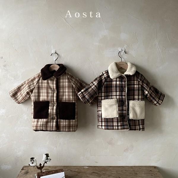아오스타KC 베이글자켓(겨울)*S~2XL*