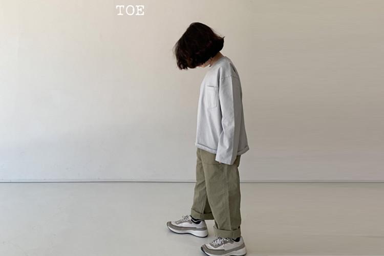 TOE 와샤팬츠n(모델)