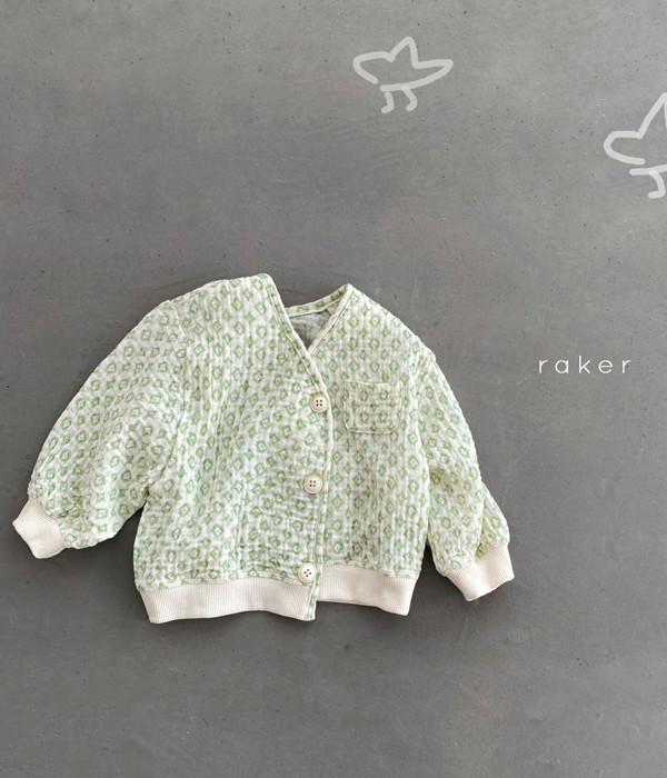 레이커 봄봄이중지자켓