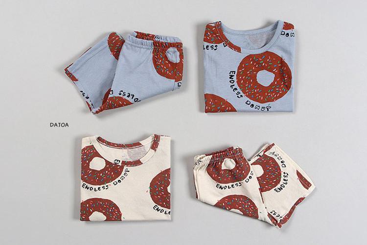 다조아 도넛실내복