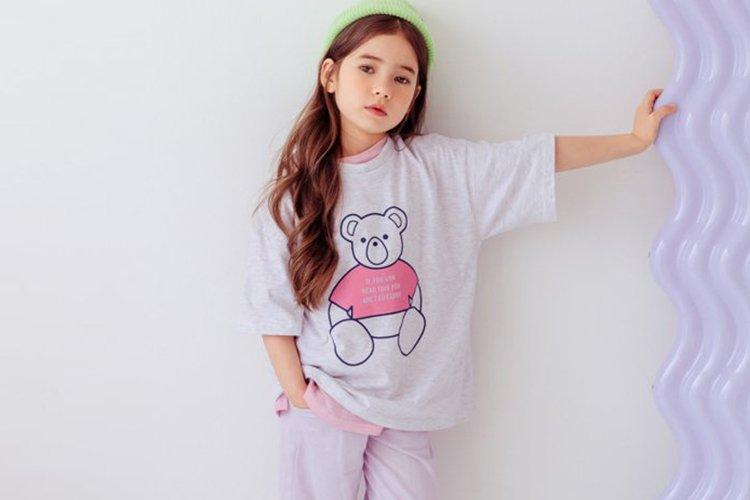 도레도레 솜돌이티셔츠
