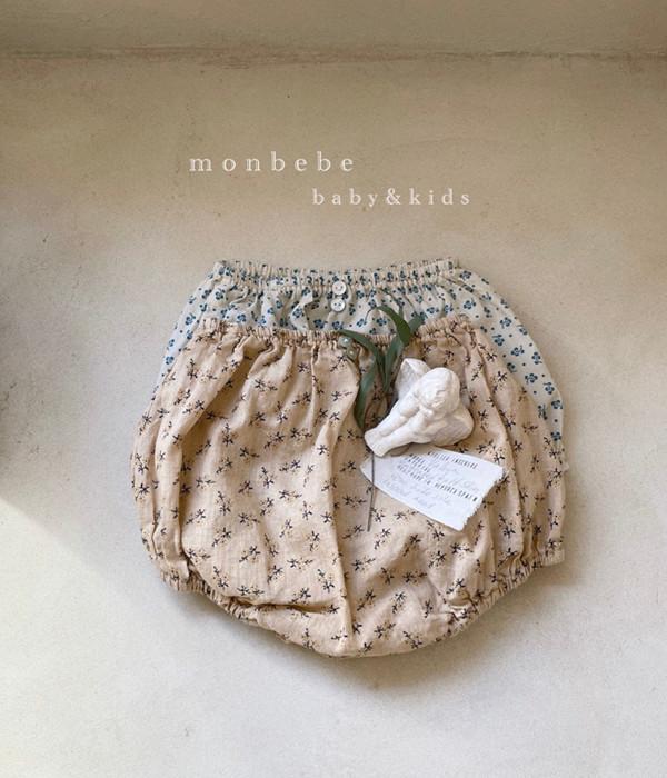 몽베베 봉봉블루머