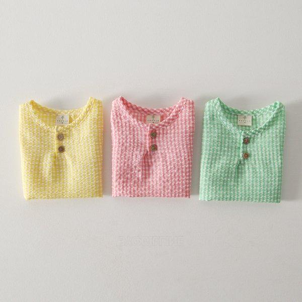 (바닥컷)신호등셔츠*XS~XL*