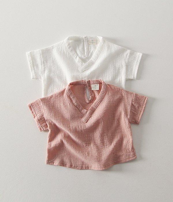 이플 (바닥컷)밀크셔츠