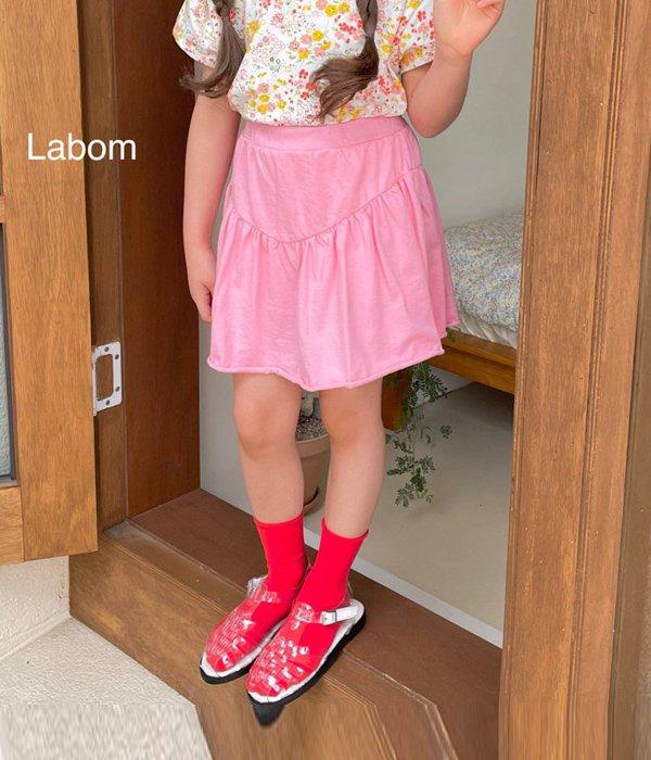 라봄 명랑소녀스커트