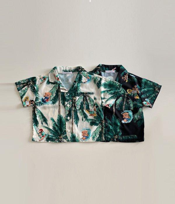 포크칩스 알로하베어셔츠