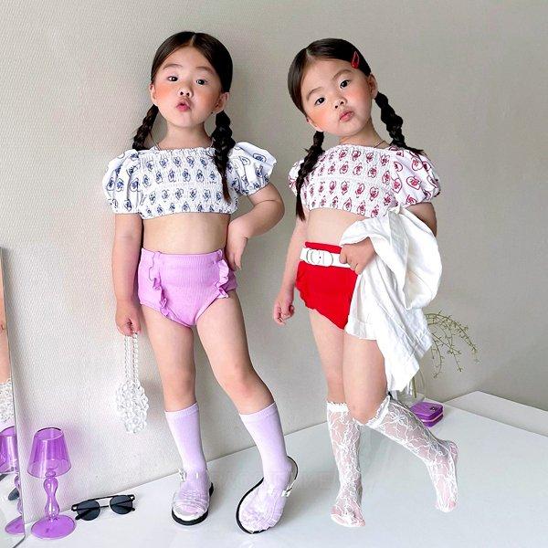 포크칩스KC 러브무드수영복(모델컷)*S~XL*