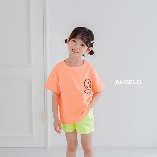 안젤로KC 형광스마일-모델*5~17*