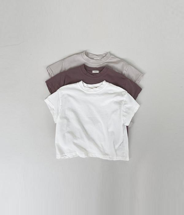 벨라밤비나 매일박스티셔츠(제품컷)
