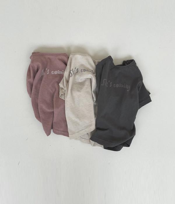 벨라밤비나 베베세이단추티셔츠(제품컷)