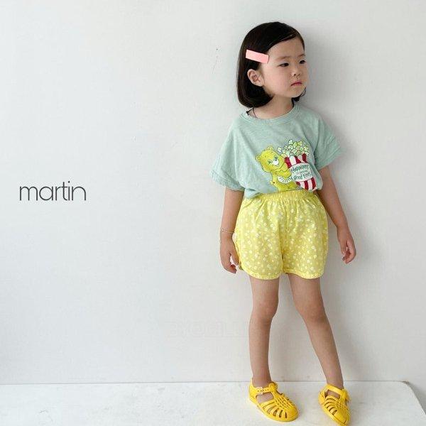 마르틴KC 꽃숏팬츠*5~13*
