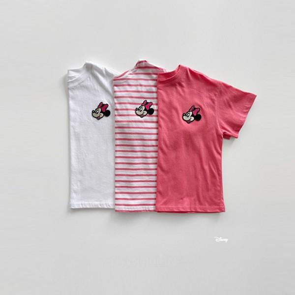 디센트KC 짝꿍와펜티(미니)*5~핑크줄단가라17*