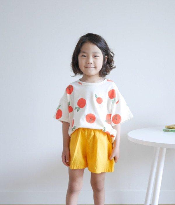 쿠팝 오렌지티(모델컷)