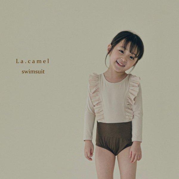 라카멜KC 프릴레오수영복(세일)*12m~L*