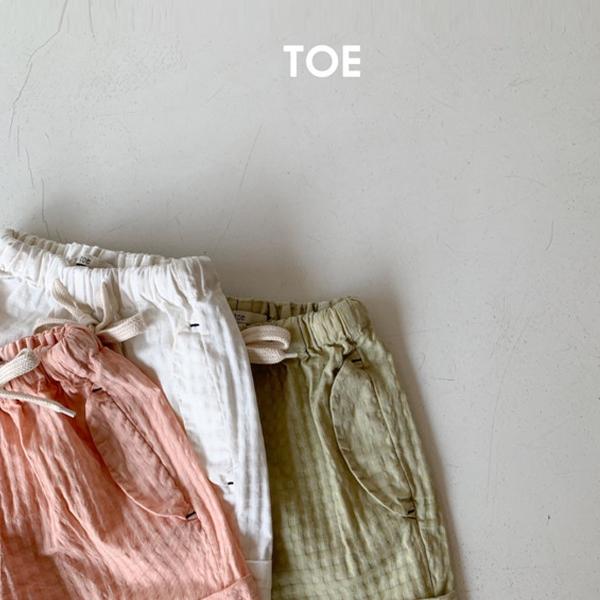 TOEKC 조이숏팬츠(세일)*S~JM*