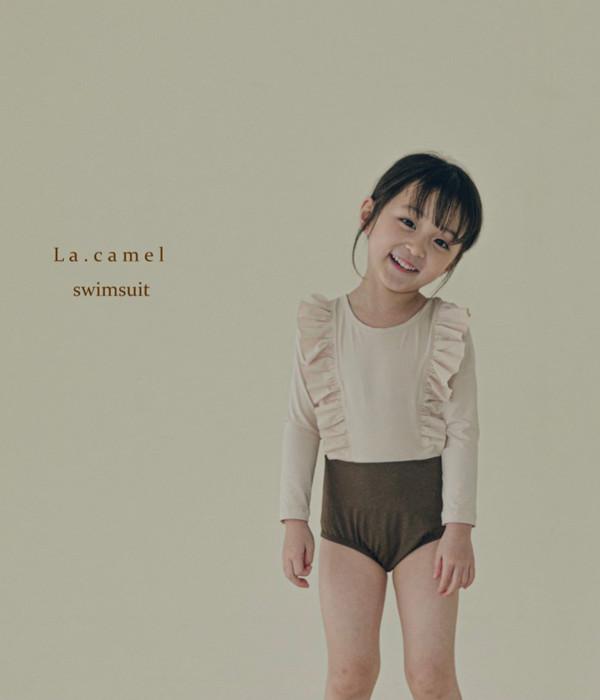라카멜 프릴레오수영복(세일)