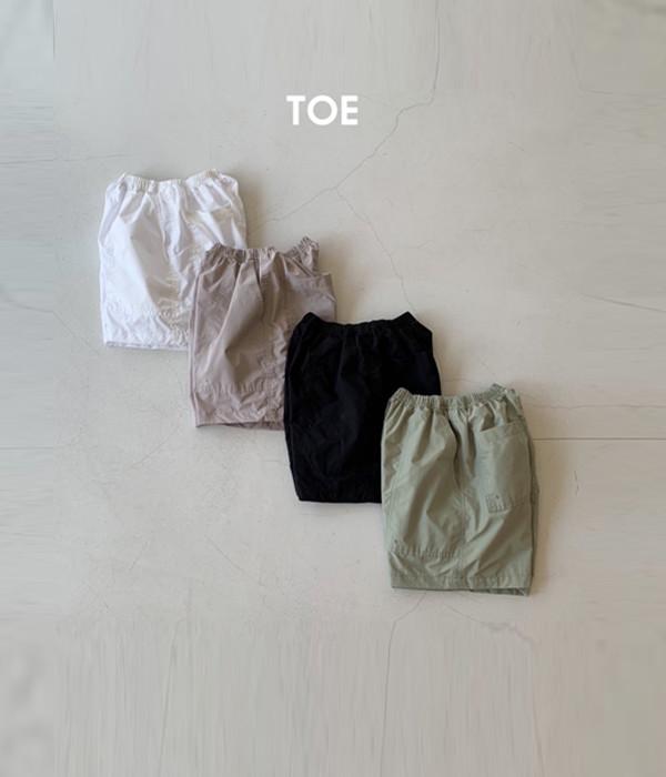 TOE 바버스윔팬츠(세일)