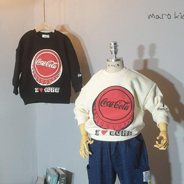 마로KC coke맨투맨*5~19*