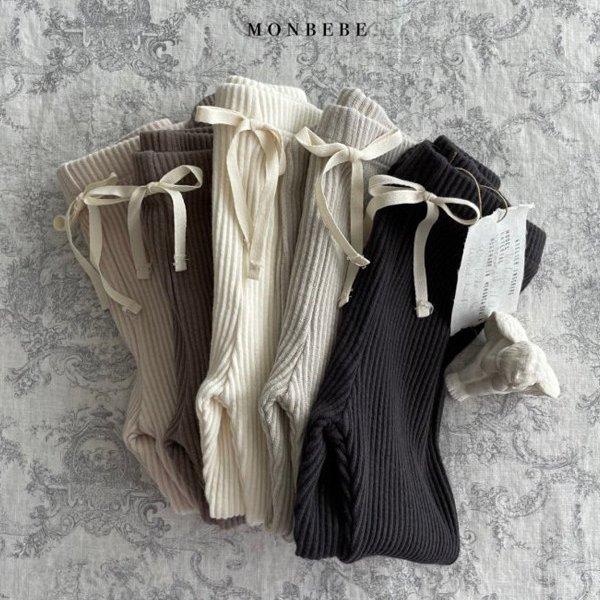 몽베베KC 무지베이직골지레깅스*XS(유발)~XL*