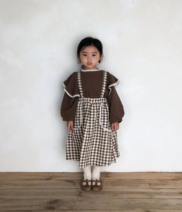 앙꼬 (모델)얼그레이스커트a