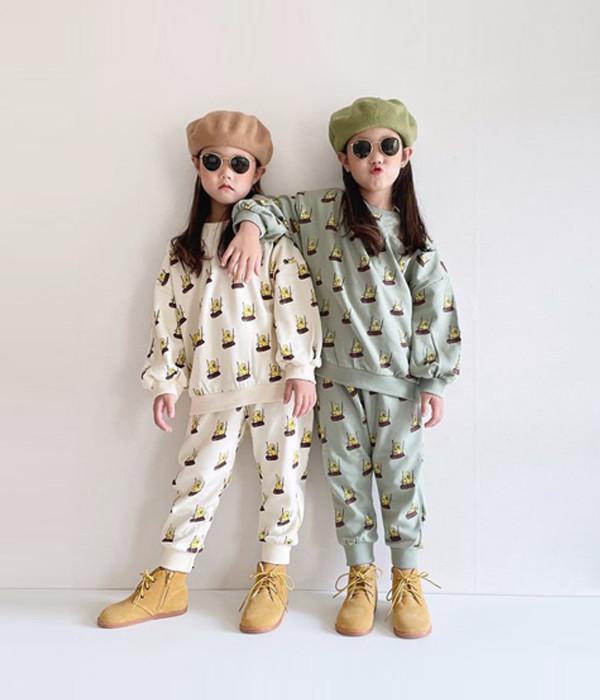 더페퍼 병아리상하복-모델