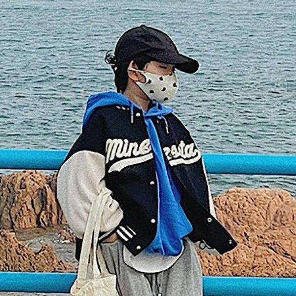 로즈멜란지KC 미네소타야구점퍼*M~3XL*