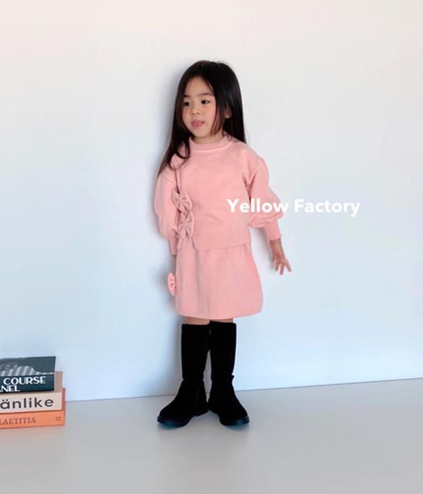 옐로우팩토리 (모델)몽슈슈니트투피스