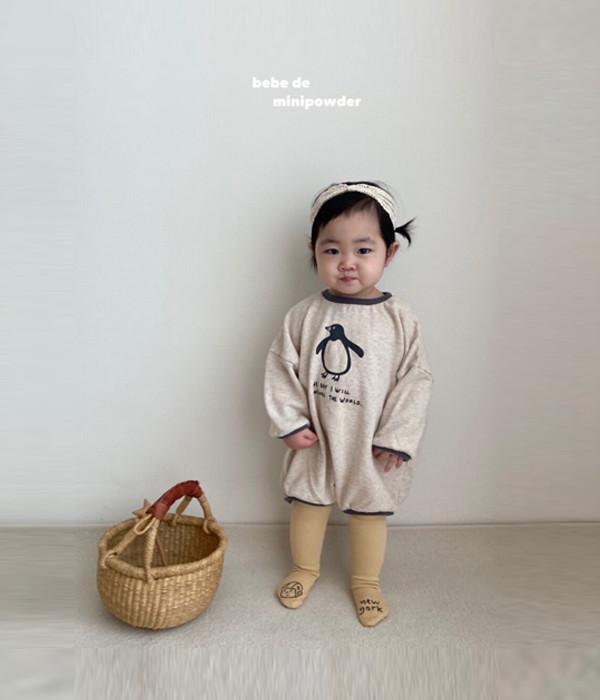 미니파우더 펭귄슈트(모델컷)