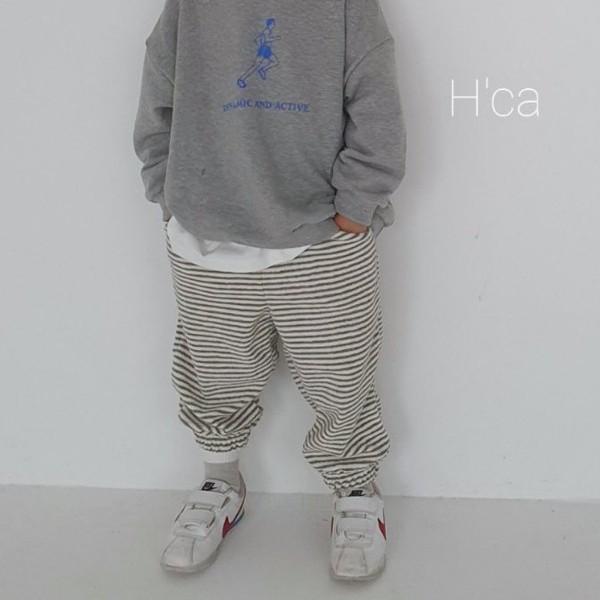 테리조거팬츠*XS~XL*
