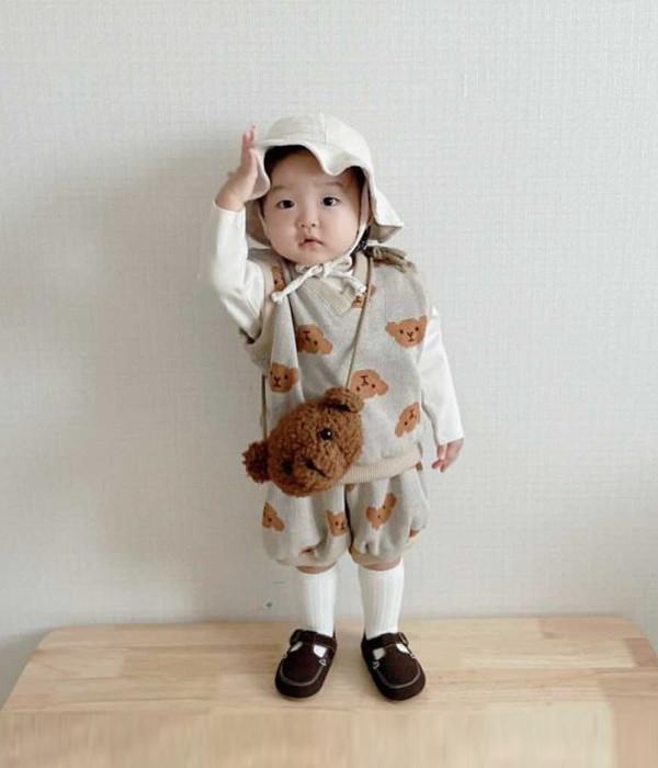 우디베베 곰니트상하-모델
