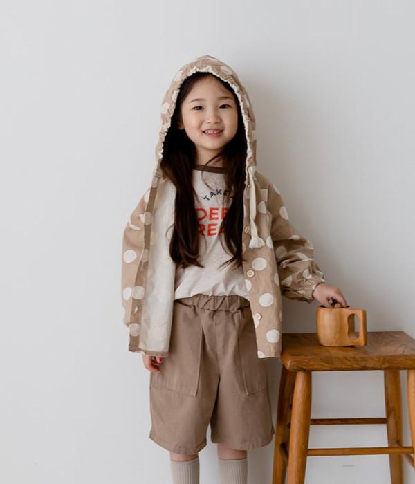 린도 (모델)카푸치노후드자켓