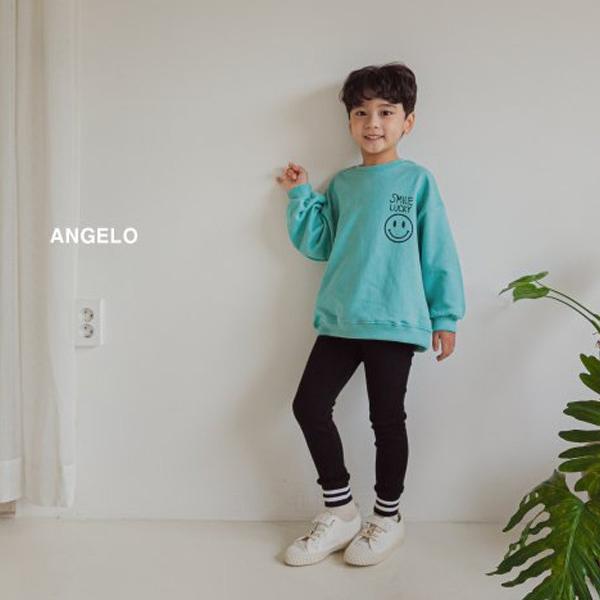 안젤로. 시보리레깅스-모델